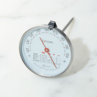Taylor ® Meat Thermometer