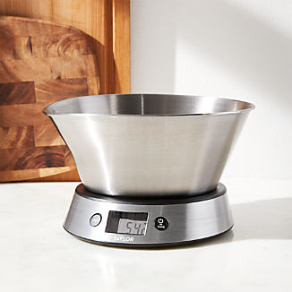 Taylor ® Measuring Bowl Digital Kitchen Scale