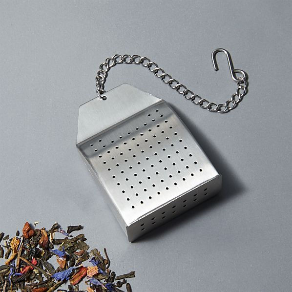 Tea Bag Shaped Tea Infuser