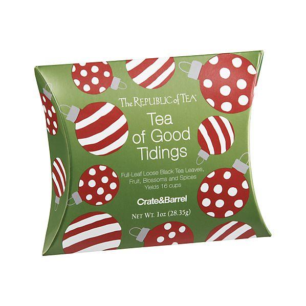The Republic of Tea ® Tea of Good Tidings