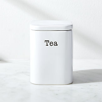 Tea Storage Canister