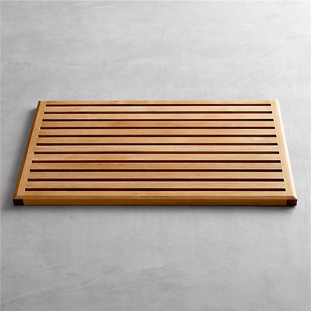 Teak Mat Reviews Crate And Barrel