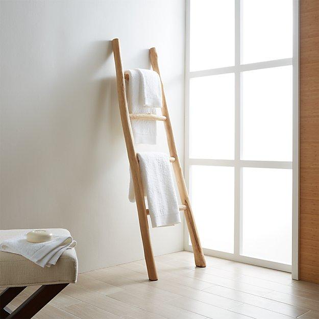 Teak Ladder - Image 1 of 13