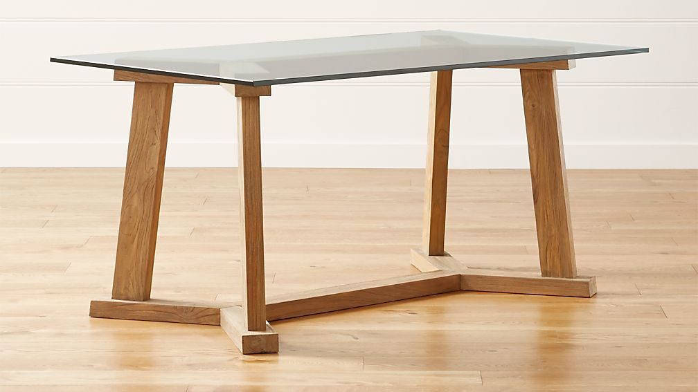 Wood Rectangular Dining Table A R T Furniture Intrigue