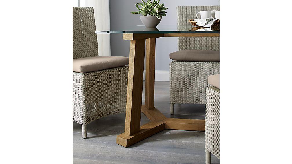 Captiva Seaside White Dining Chair