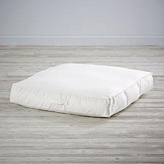 Kids Floor Pillows, Bean Bag Chairs & Poufs   Crate and Barrel