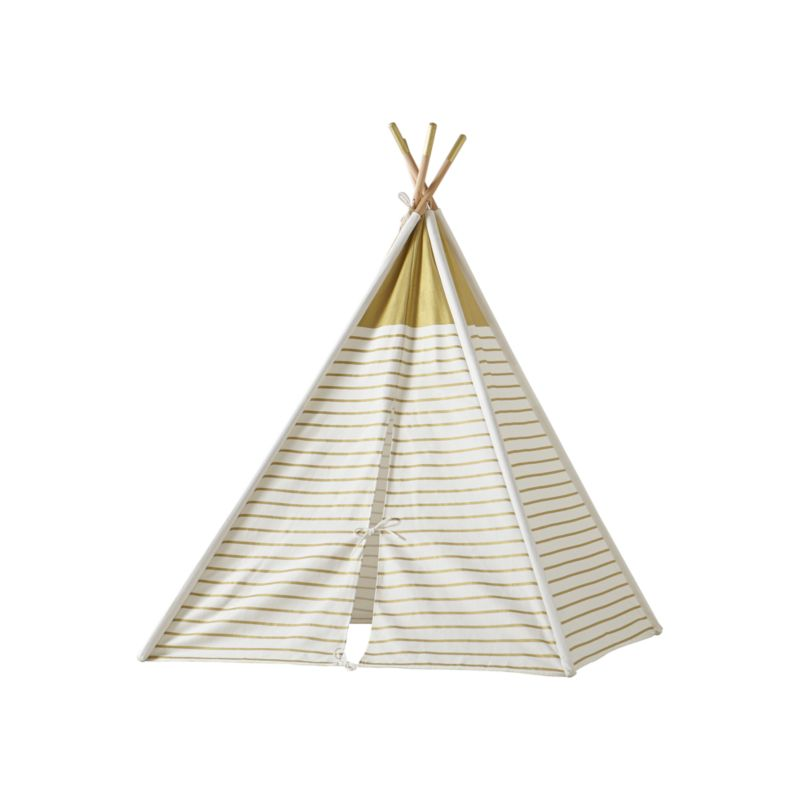 A Teepee To Call Your Own Gold Metallic Reviews