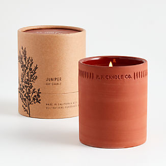 Juniper Terra Candle