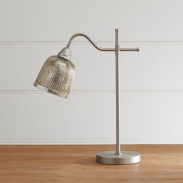 Tessa Desk Lamp – Crate and Barrel Desk Lamp