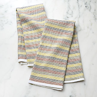 Textured Terry Multi Dish Towels, Set of 2