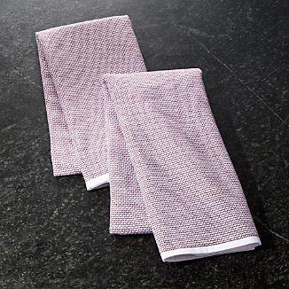 Terry Cloth Dish Towels Crate And Barrel