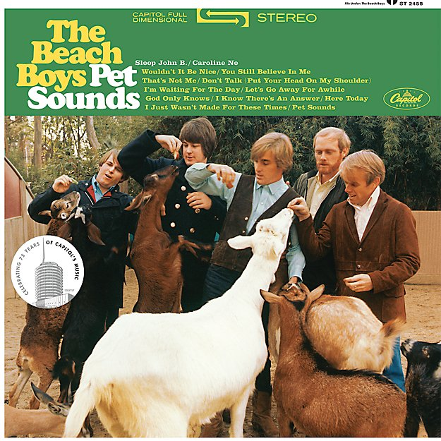 "The Beach Boys ""Pet Sounds"""