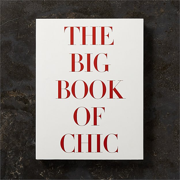 """""""The Big Book of Chic"""" Book - Image 1 of 5"""