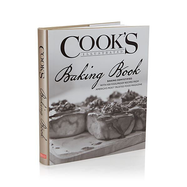 Baking Book Cookbook