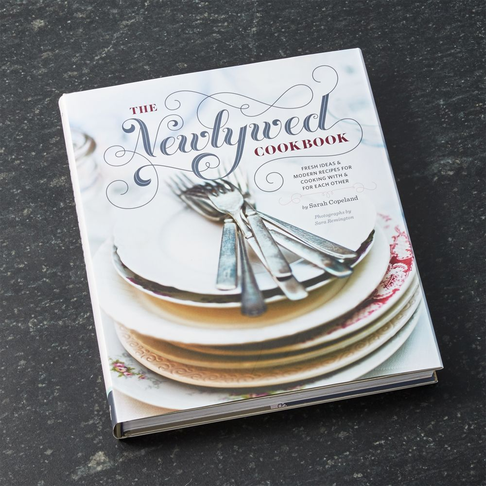 The Newlywed Cookbook - Crate and Barrel
