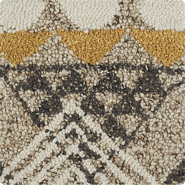 "Thea Wool 12"" sq. Rug Swatch"