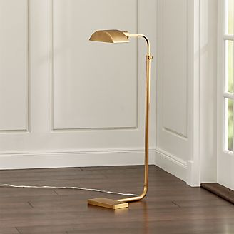 Chic Floor Lamps To Brighten Your Home Crate And Barrel