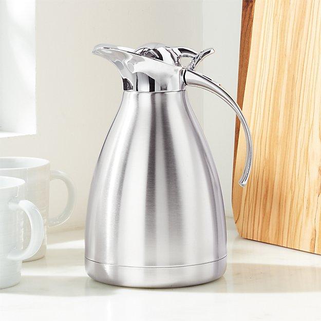 1-Liter Thermal Coffee Carafe - Image 1 of 2