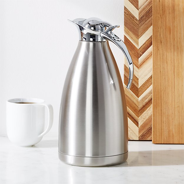 2-Liter Thermal Coffee Carafe - Image 1 of 2