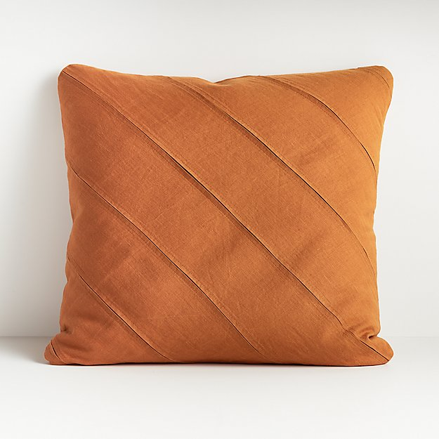 "Theta Clay Pillow 20"" - Image 1 of 5"