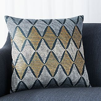 Throw Pillows Decorative and AccentCrate and Barrel