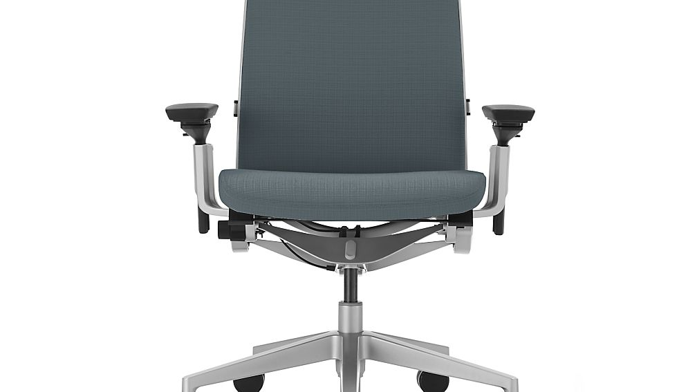 think office chair reviews amazon com steelcase 3d knit think chair