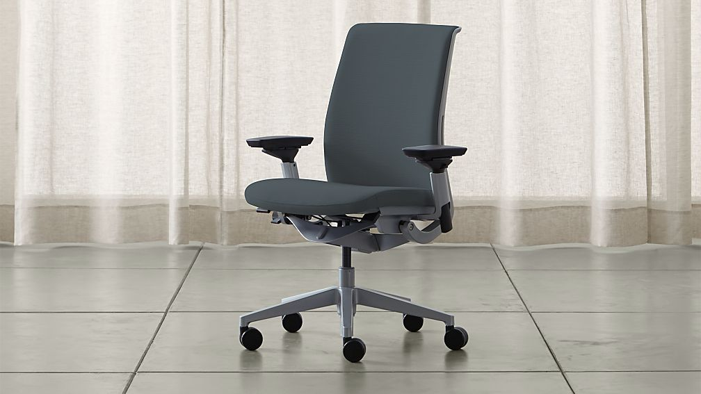 Steelcase Think Office Chair Crate and Barrel