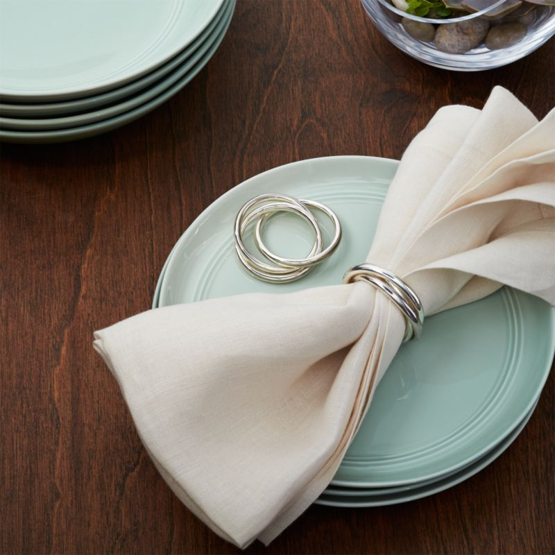 3 Ring Napkin Ring Crate and Barrel : ThreeRingNapkinRingSHF15 from www.crateandbarrel.com size 800 x 800 jpeg 74kB