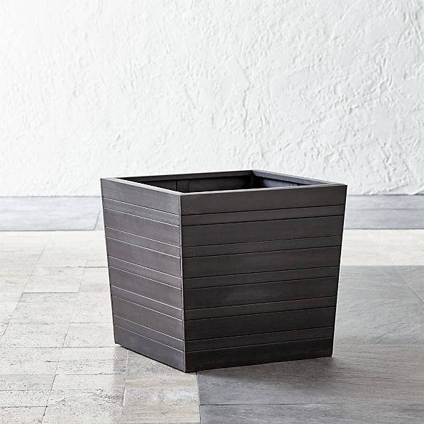 "Tidore Square 16"" Planter"