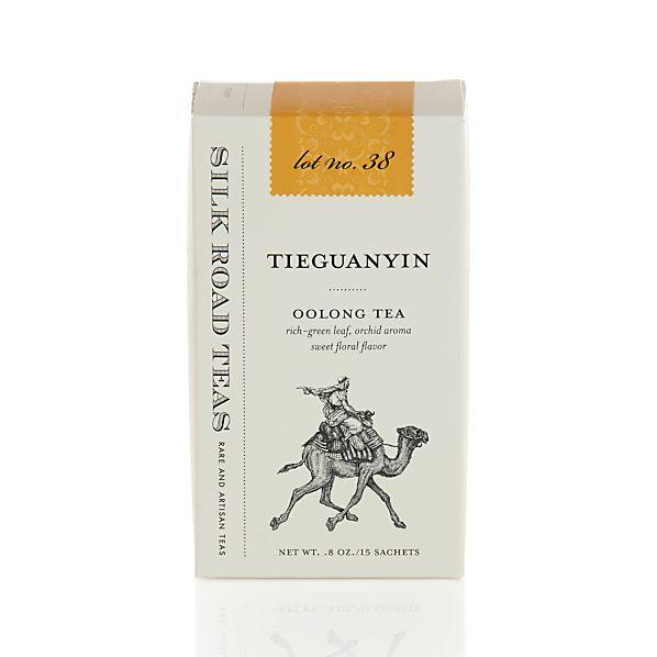 Tieguanyin Oolong Bagged Tea