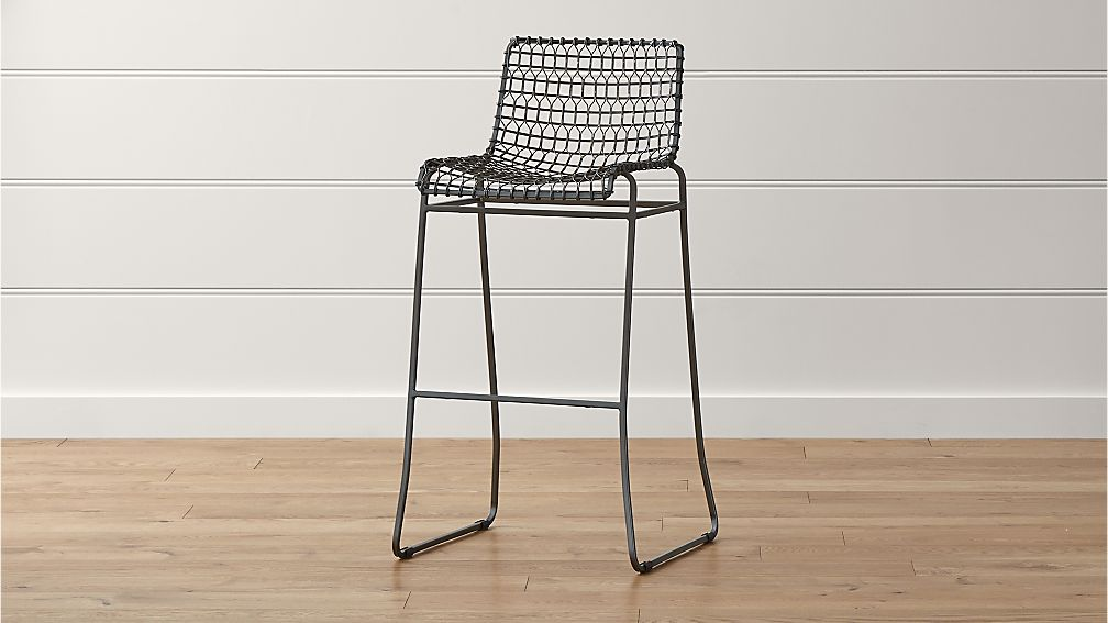 Tig Metal Bar Stool Reviews Crate And Barrel