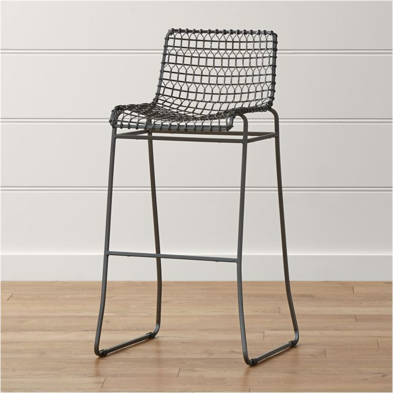 Tig Metal Bar Stool  sc 1 st  Crate and Barrel & Bar Stools and Counter Stools | Crate and Barrel islam-shia.org
