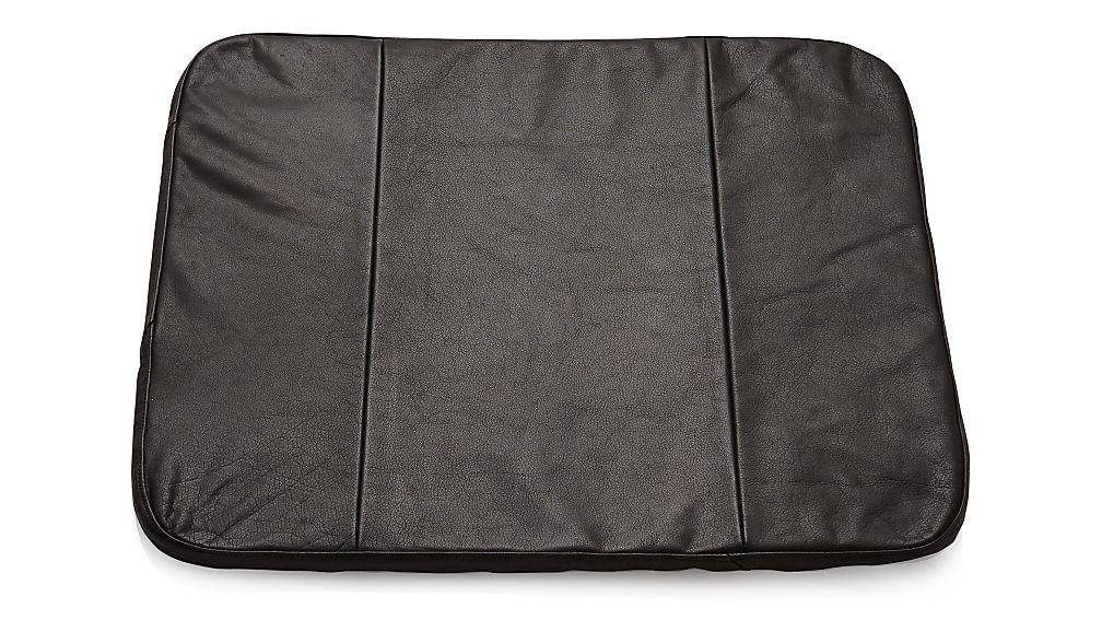 Tig Counter Bar Stool Black Leather Cushion Reviews