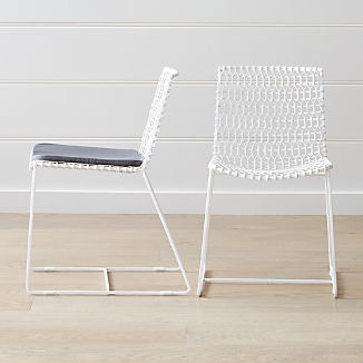 Dining Amp Kitchen Chairs Shop 100 Styles Crate And Barrel