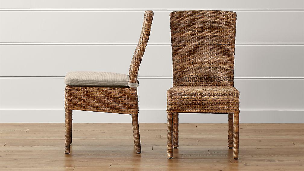 Bon Wicker Barrel Chair Cushions Design Ideas