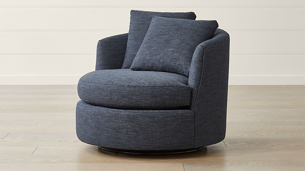 Tillie Swivel Chair - Image 1 of 6