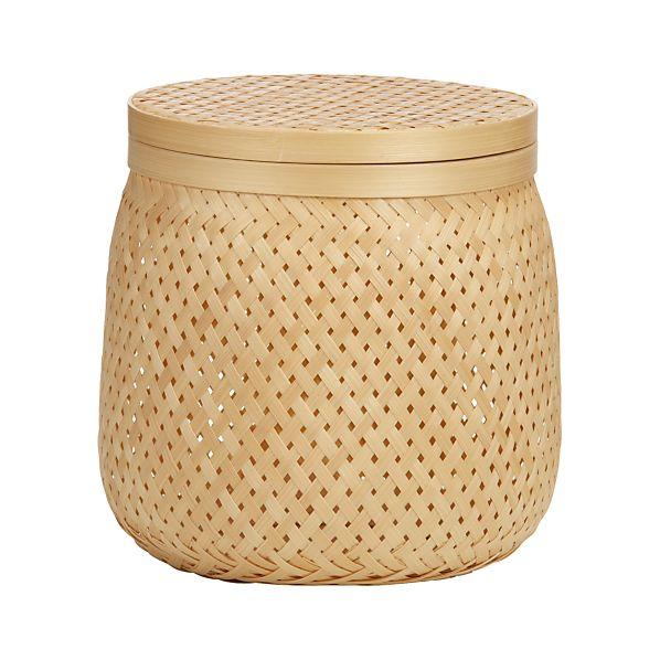 Timaru Small Basket