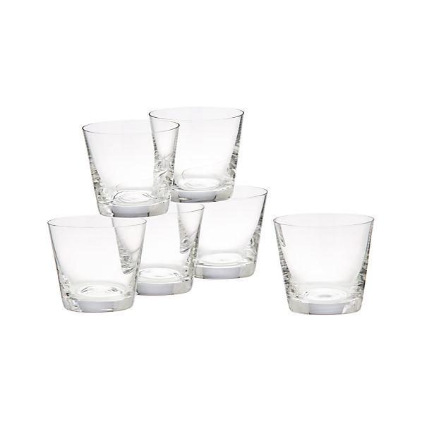 Set of 6 Tina Candleholders