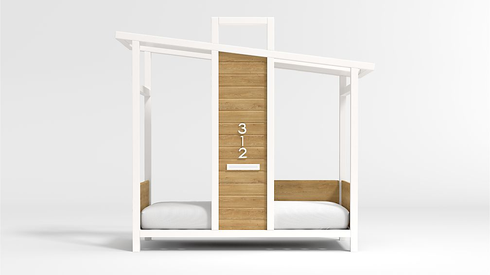 Tiny House Toddler Bed - Image 1 of 6