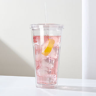 Acrylic 24-Oz. To-Go Tumbler