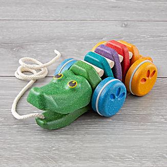 Plan Toys Alligator Pull Toy
