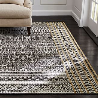 Flatweave Rugs Crate And Barrel