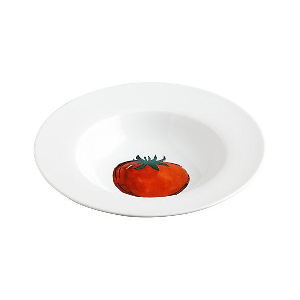 Tomate Pasta Serving Bowl