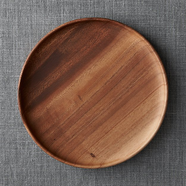 Acaciaware square tray and wooden plate has its own unique look with Wooden Disposable Cutlery Set of 50 Plate,50 Forks, 50 Spoons, 50 Knives, 6 inch Utensils,Biodegradable, Compostable Dinnerware,Wedding,BBQ, Catering & Party Supplies(Pack of ) by Homy Feel. $ $ 36 99 Prime.