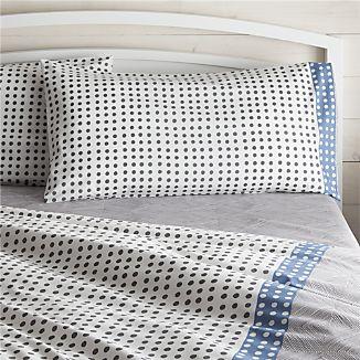 Torben Blue King Pillow Sham