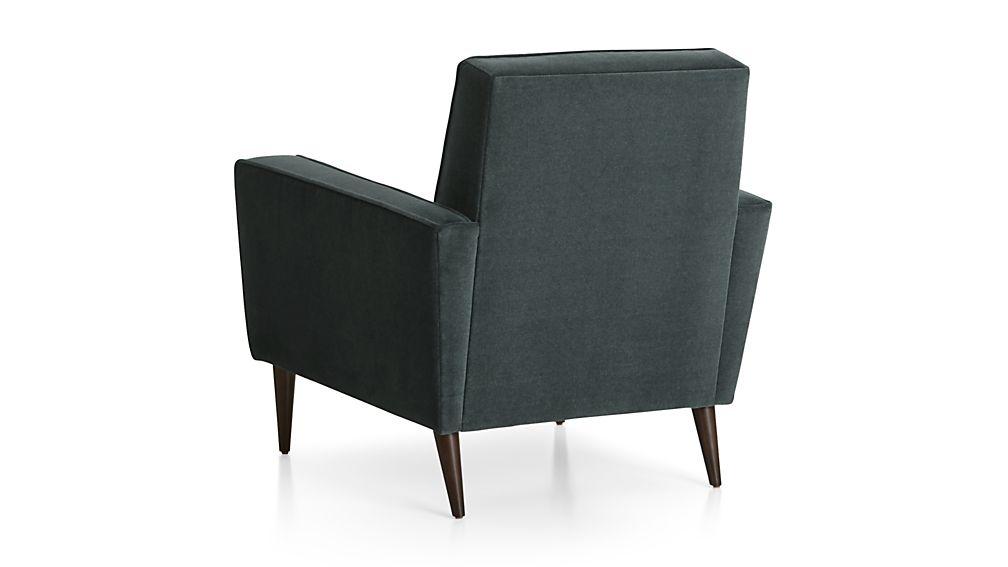 Torino Velvet Chair