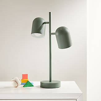 Green Touch Table Lamp
