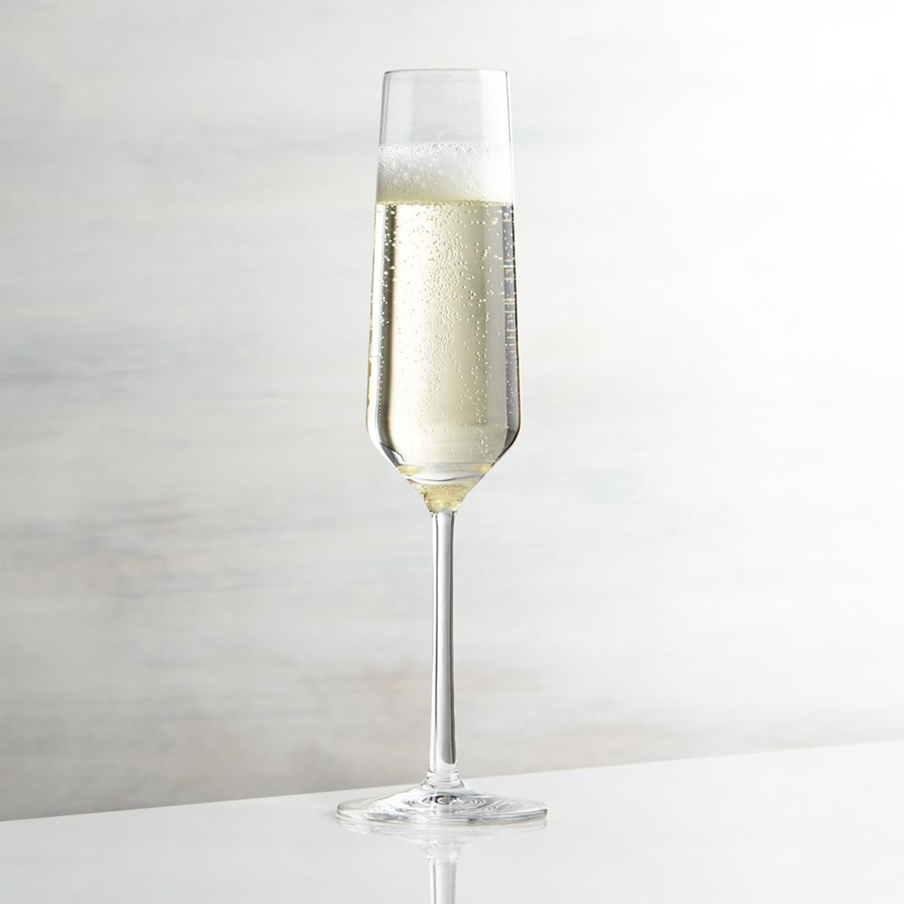 Tour Champagne Glass - Crate and Barrel