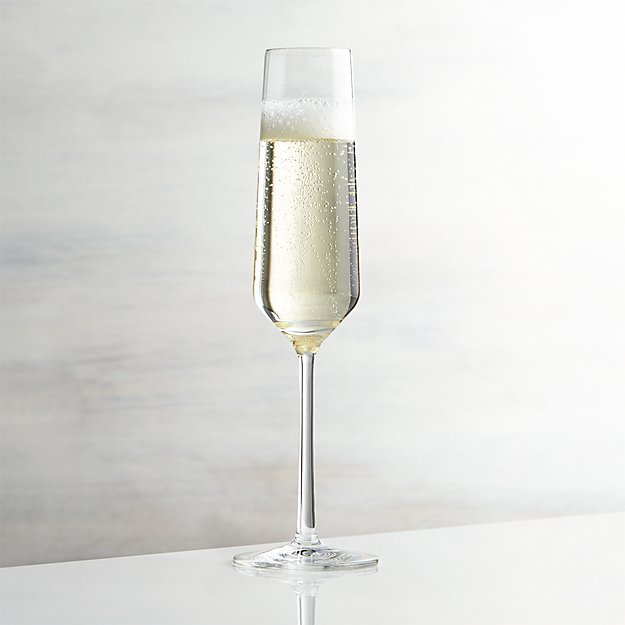 Tour Champagne Glass Reviews Crate And Barrel