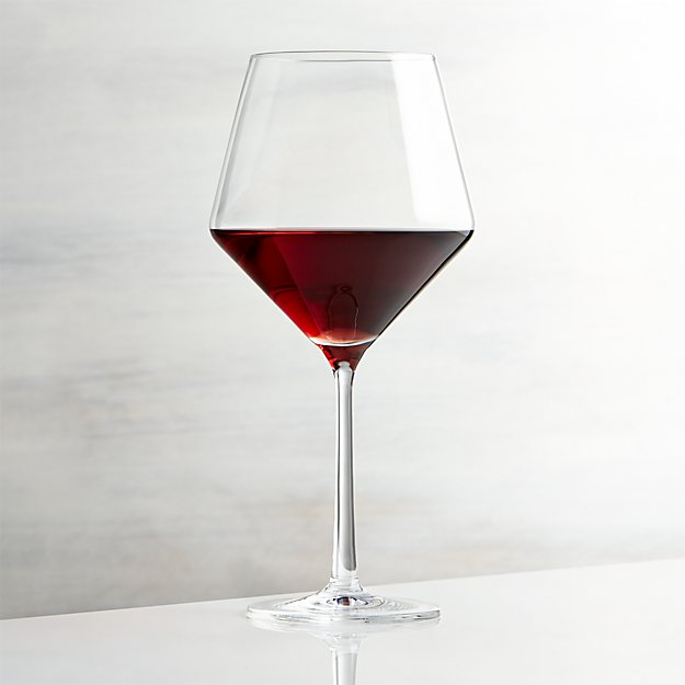 Tour Red Wine Glass